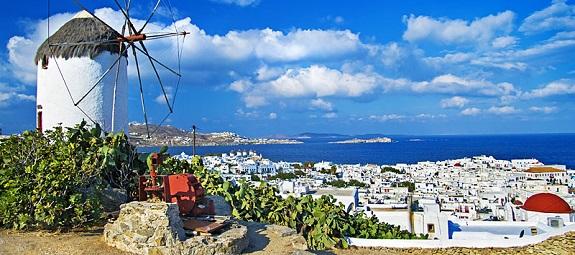 Panorama-Mykonos