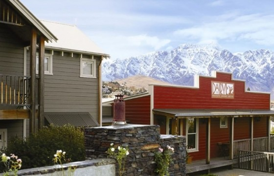 LUXURY HOTEL QUEENSTOWN