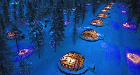 Kakslauttanen-Artic-Resort-