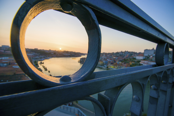 Dom Luis 1 Bridge