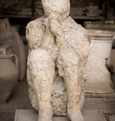 Death in Pompeii