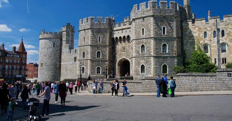 El-célebre-castillo-de-Windsor.-Mario-Sánchez-Prada-Flickr.