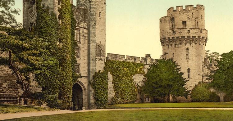 Warwick-un-pueblo-histórico-medieval-Ashley-Van-Haeften-Flickr