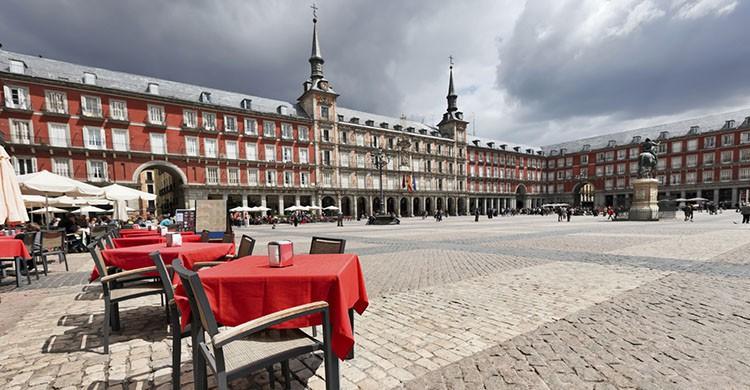 Madrid-iStock